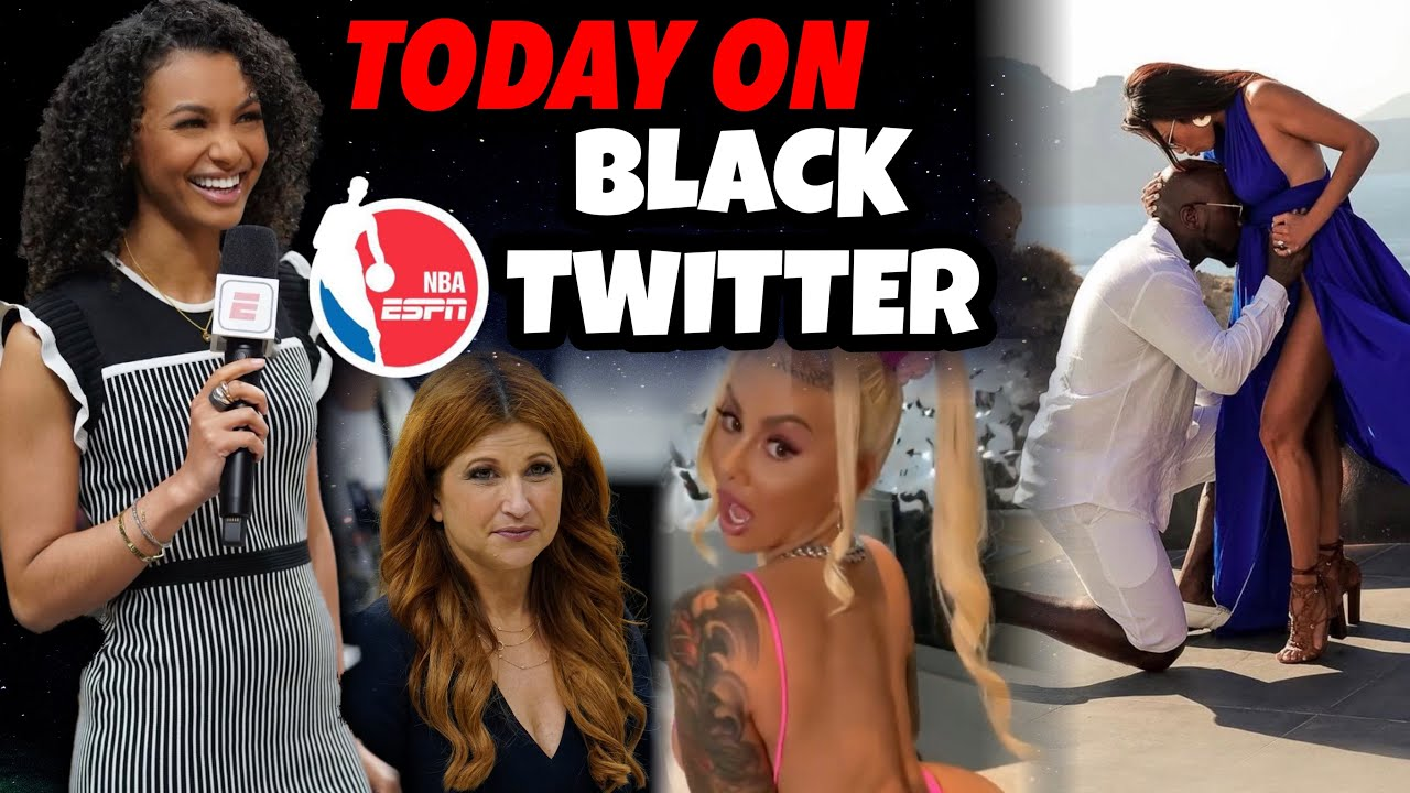 Download Jeannie Mai Pregnant, 19yr Old W/ BBL? Rachel Nichols Out, Malika Andrews In | Black Twitter Ep. 7