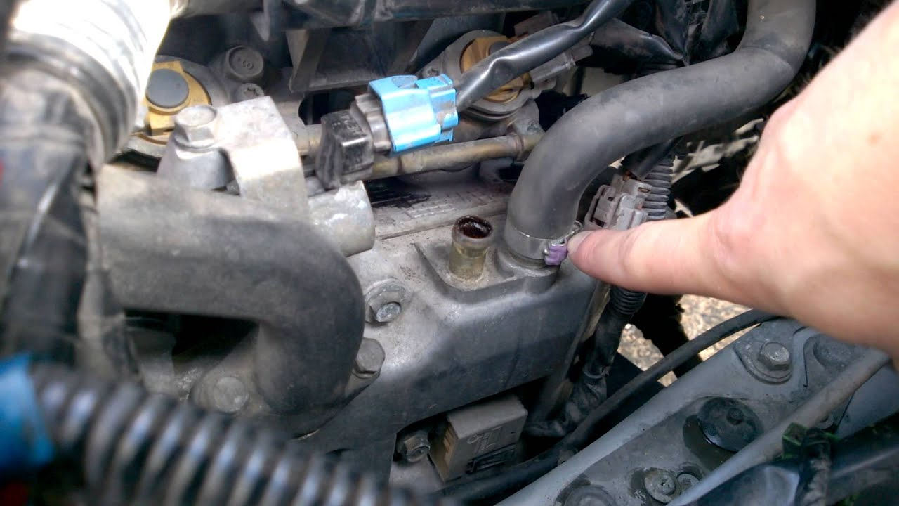 2003 Sterling Fuse Box Subaru Forester Xt Camshaft Position Sensor P0345 Youtube