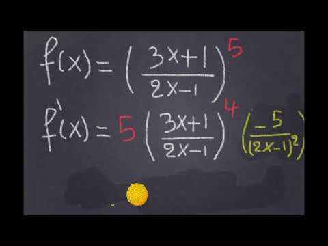 Derivative of Composite Function