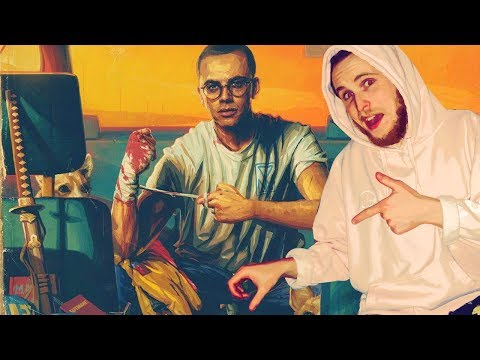 Logic - Bobby Tarantino 2 (FIRST REACTION/REVIEW)