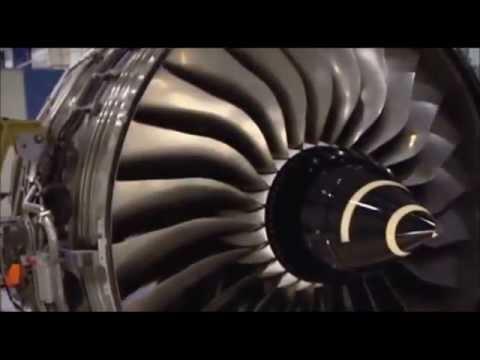 How To Build 787 Dreamliner Jet Engine. Cómo se fabrica el motor Rolls Royce del Boeing 787.