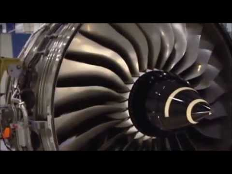 How To Build 787 Dreamliner Jet Engine. Cómo se fabrica el motor Rolls Royce del Boeing 787.