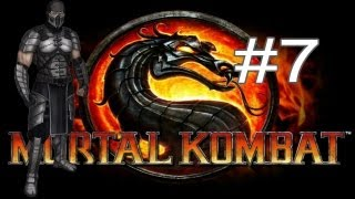 Mortal Kombat 9 - modo historia - capitulo 7 (en español) Smoke