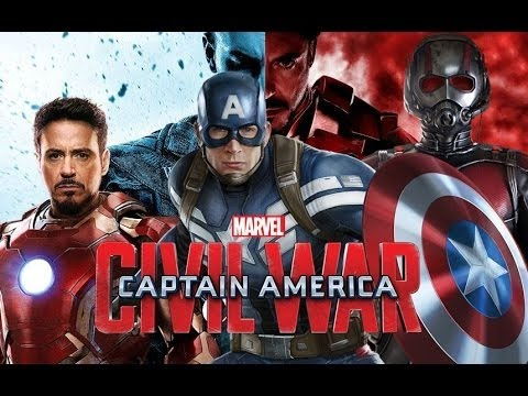 Captain America Civil War Stream English
