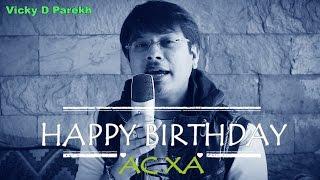 Aasman Se Aayi Ek Pariquot 1st Birthday Song Vicky D Parekh Daughter Beti Songs