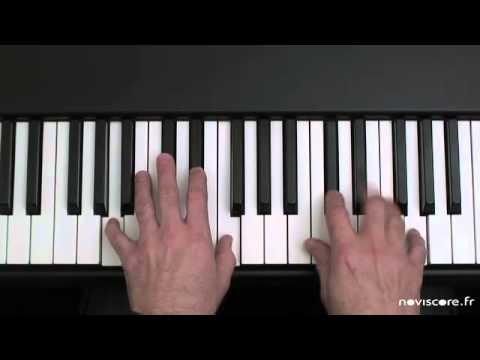 You are not alone***** (Michael Jackson) cover piano facile / Easy piano solo tutorial !
