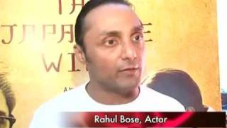 Rahul Bose got a Japanese Wife
