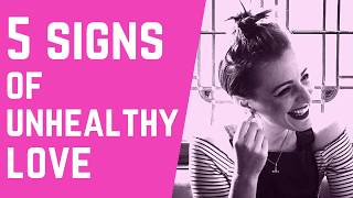 5 SIGNS of an unhealthy relationship | Helen Victoria