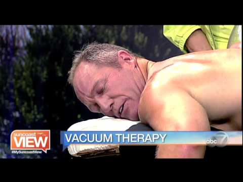 Vacuum Therapy