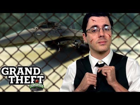 STOLEN JET GANG (Grand Theft Smosh)