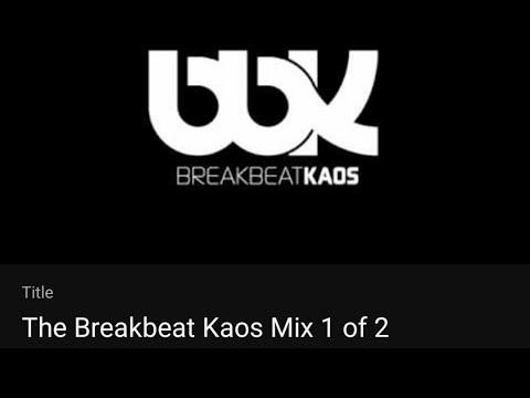 The Breakbeat Kaos Mix 1/2