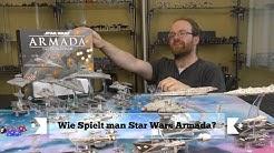 Star Wars Armada, wie funktioniert das eigentlich?