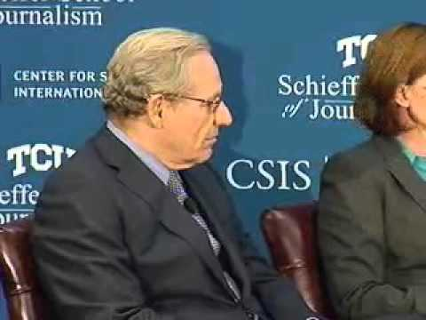 Schieffer Series: A Discussion of U.S. Policy in Afghanistan