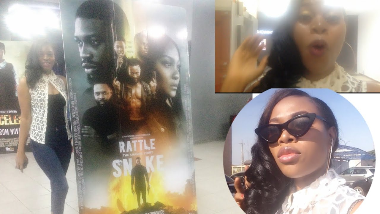 Download Rattle Snake: The Ahanna Story | Movie Review & Vlog