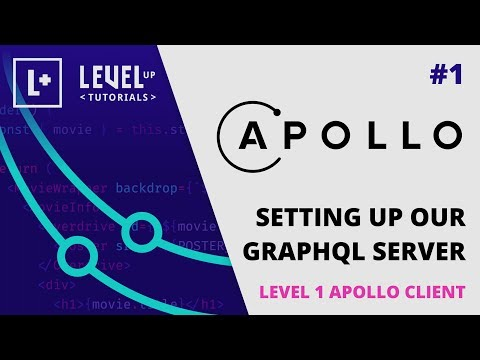 3 Writing Our First GraphQL Query - Level 1 Apollo Client
