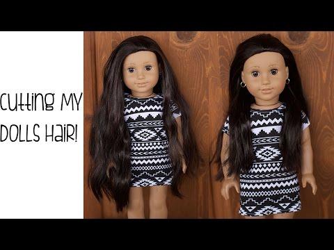 cutting-my-american-girl-dolls-hair?!