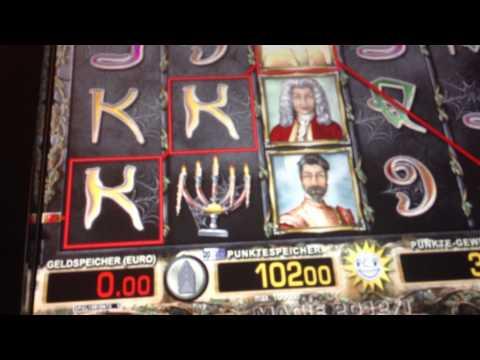 Ghost Slider 1 Euro Freispiele Teil 2 von 5 Merkur Magie