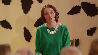 Life after a broken neck - taking back control | Angela Heeley | TEDxNewnham