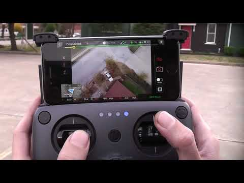 How To Fly A $1000 4K Camera Drone. Walkera Vitus Semi-Auton