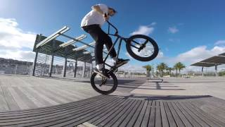 Gone Biking - BMX in San Pedro with Dan Kruk, Ed Zunda, and more!