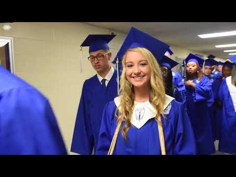 Person High School graduation 2018