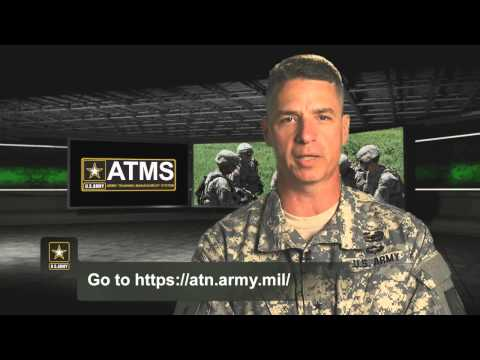 ATMS Army Training Management System