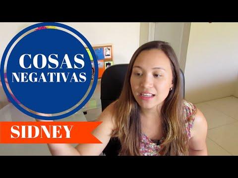 7 Cosas Negativas De Vivir En Sydney | Acá En Australia
