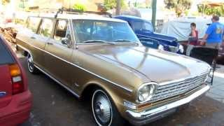 Chevy II Nova station wagon