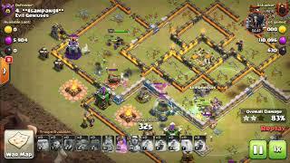 Coc (Best Attack War)troop Ground