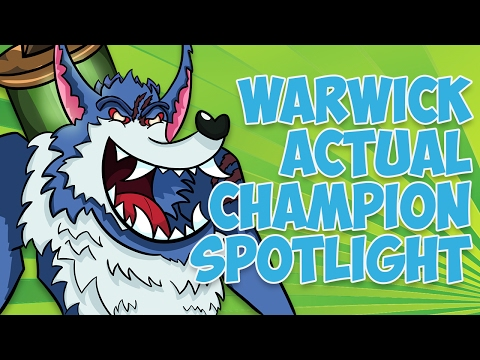 Warwick ACTUAL Champion Spotlight