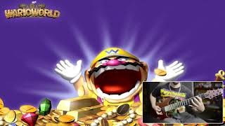 WARIO LAUGHING (METAL)