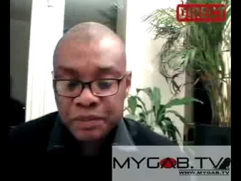 Interview de Joel Viana sur les elections au TOGO - MyGab-tv