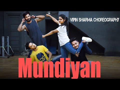 Mundiyan Baaghi 2 Song Dance Choreography| Vipin sharma |Unique Dance Crew | Best Dance Indore India