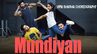Mundiyan Song Dance Choreography Baaghi 2 By Vipin sharma | Basic Bollywood Dance |Unique Dance Crew
