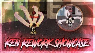 KANEKI KEN STAGE 1 AND 2 REWORK!! | Ro-Ghoul | Roblox