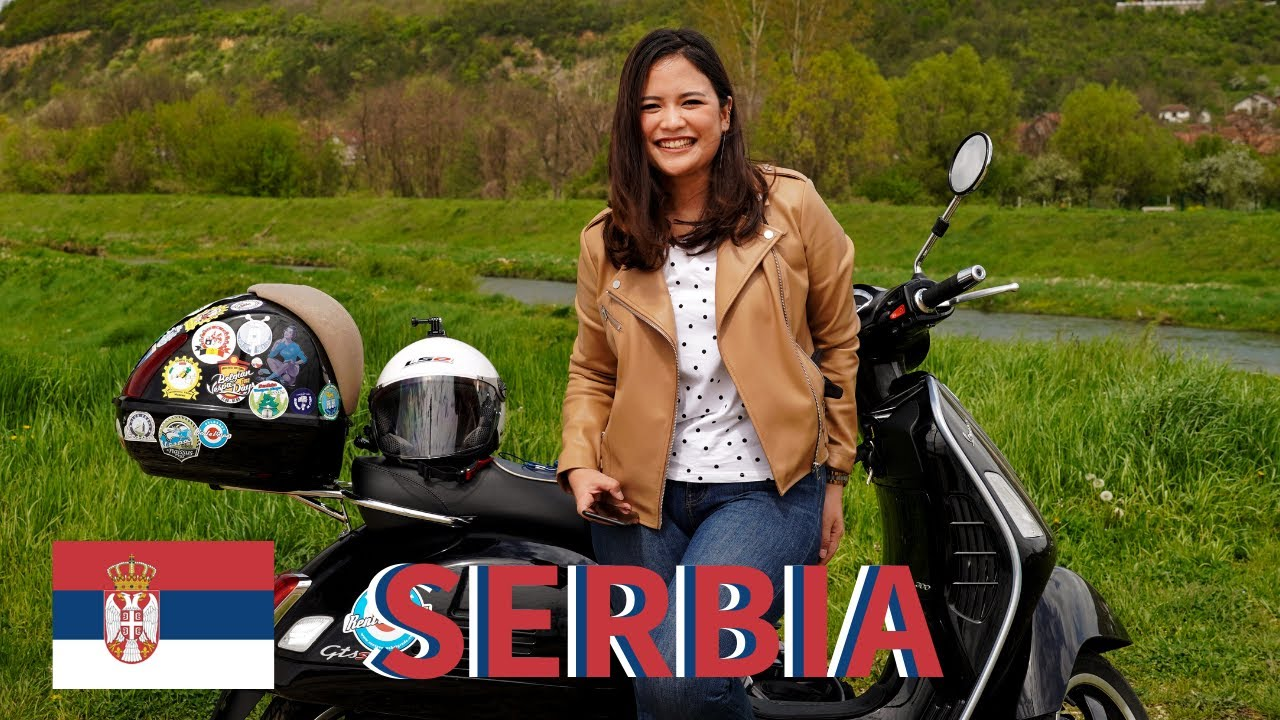 Download RIDING ALONE IN EASTERN SERBIA (unexpected interactions!)