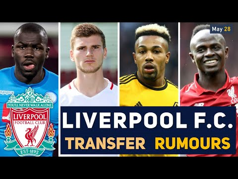 TRANSFER NEWS: LIVERPOOL TRANSFER NEWS AND RUMOURS UPDATE