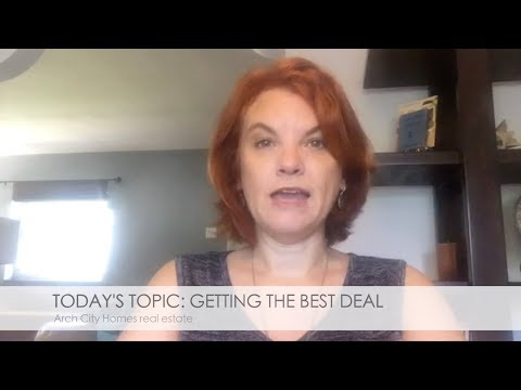 How to Get the BEST Deal in Real Estate