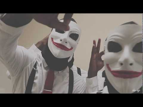 """Kappa Alpha Psi - Bloody Beta Beta Nupes -Texas College """"Why So Serious"""" Spring 2018 - Probate"""