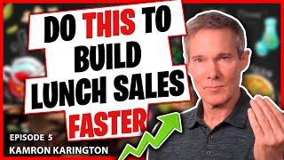 How Restaurant Loyalty Programs Build Lunch Business - Restaurant Marketing Idea #restaurantsales