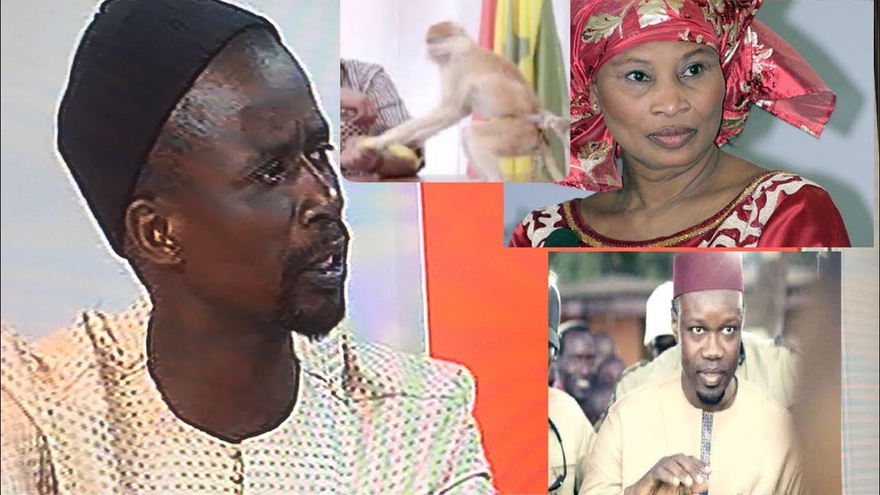 Fou Malade traite Aissata Tall Sall de «Saï Saï» et tacle Ousmane Sonko «C'est le même..