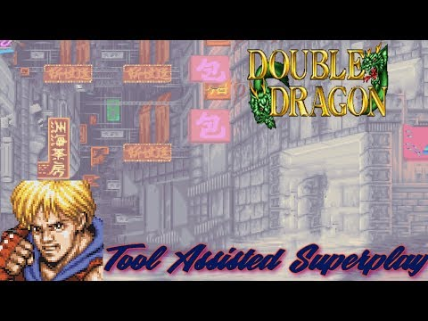 Double Dragon Neo-Geo - Billy【TAS】
