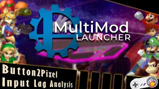 A Melee Mod that Reduces Input Latency? Button2pixel: MultiMod Launcher v1.02