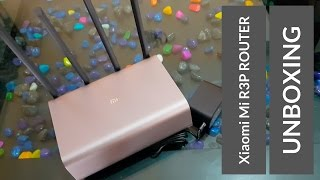 Xiaomi Mi R3P 2600Mbps Wireless Router Pro Unboxing & Demo