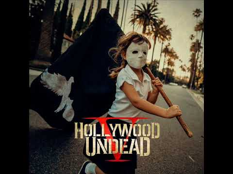 Hollywood Undead V: 2017 Interview with Johnny 3 Tears- new album, Da Kurlzz departure, young fans