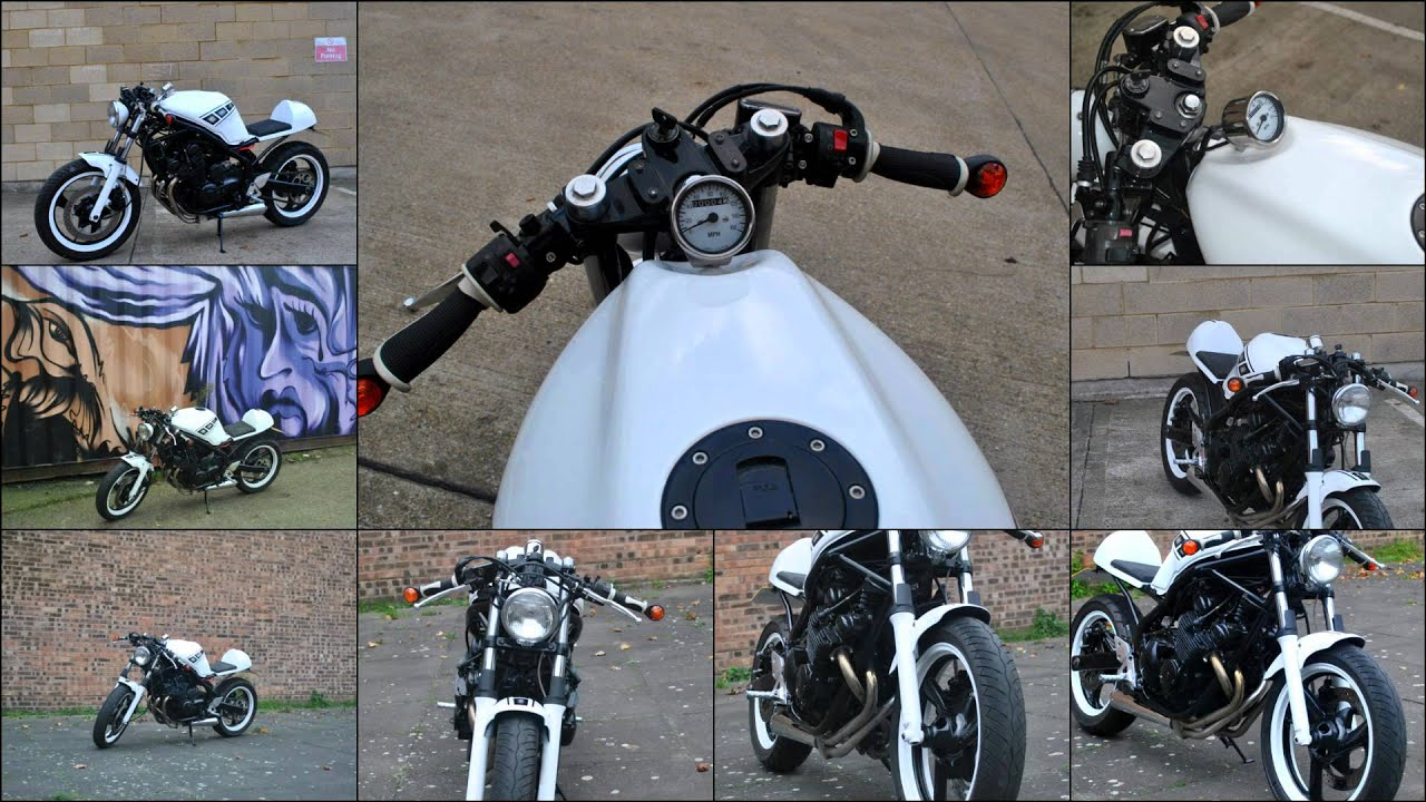 Bekannt Yamaha XJ600 Diversion CAFE RACER - YouTube JA23