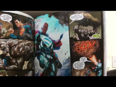 DC Rebirth Superman Action comics Volume 1 ( Path Of Doom ) Non Spoiler Review