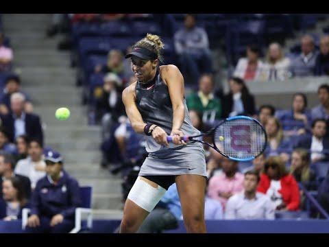 2017 US Open: Madison Keys vs. Sloane Stephens Match Up
