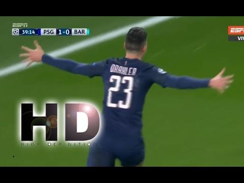 PSG vs Barcelona 4-0 All Goals And Highlights 720pHD Champions League 2017 14/02/2017