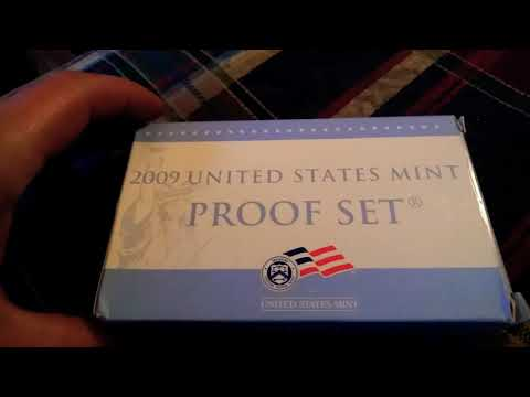2009 S Proof Set U.S. Mint